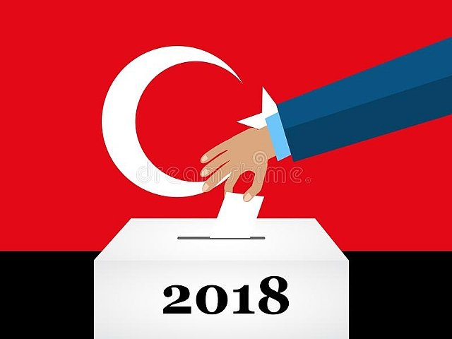 TURKEY`S ELECTIONS ON 24 JUNE, 2018