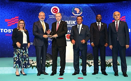 Turkey`s multidimensional African policy cements economic ties with continent